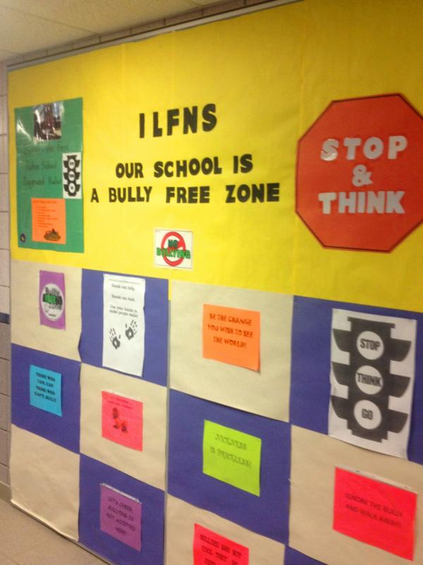 ILFNS Bully Free Zone